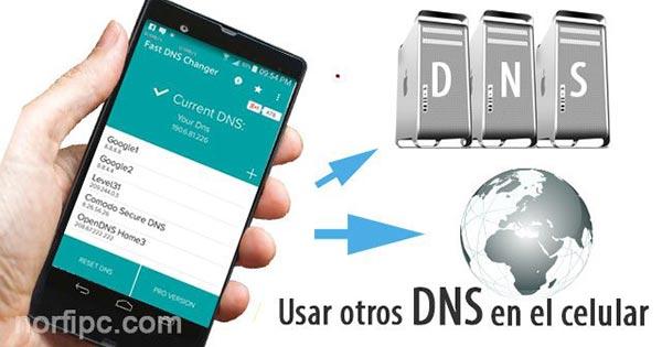 Cómo cambiar la configuración DNS en dispositivos Android (WiFi y celular)