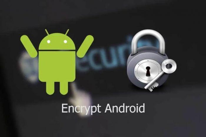 Cómo encriptar el teléfono Android o la tableta facilmente
