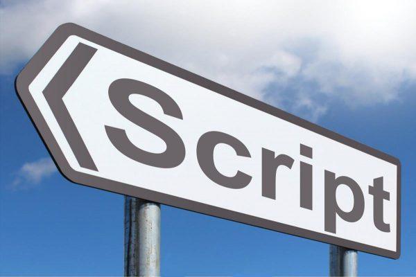 Qué significa Script en informática
