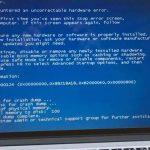 Cómo solucionar STOP: 0x0000000124 Pantalla azul de la muerte en Windows