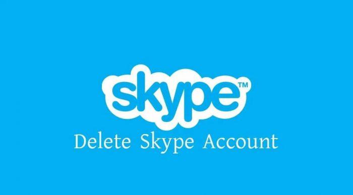 Cómo eliminar una cuenta de Skype de forma permanente
