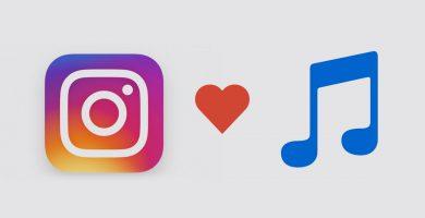 Cómo añadir música a mis fotos de Instagram