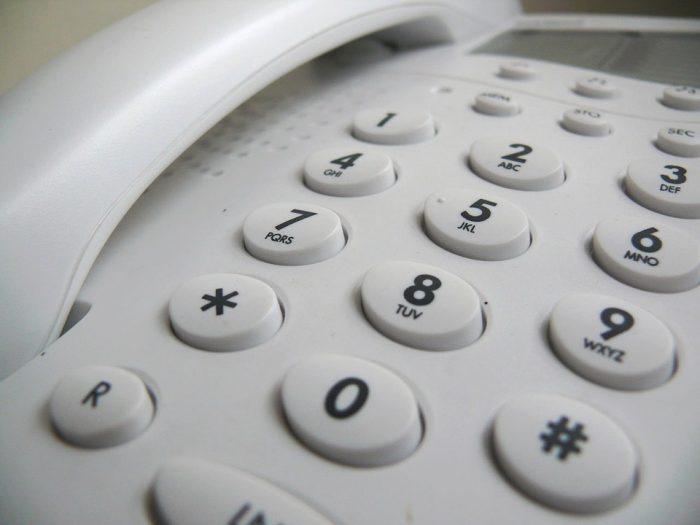 ¿Cómo rastrear un número de teléfono línea fija de forma gratuita?