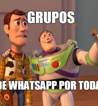 Los mejores nombres para grupos de WhatsApp